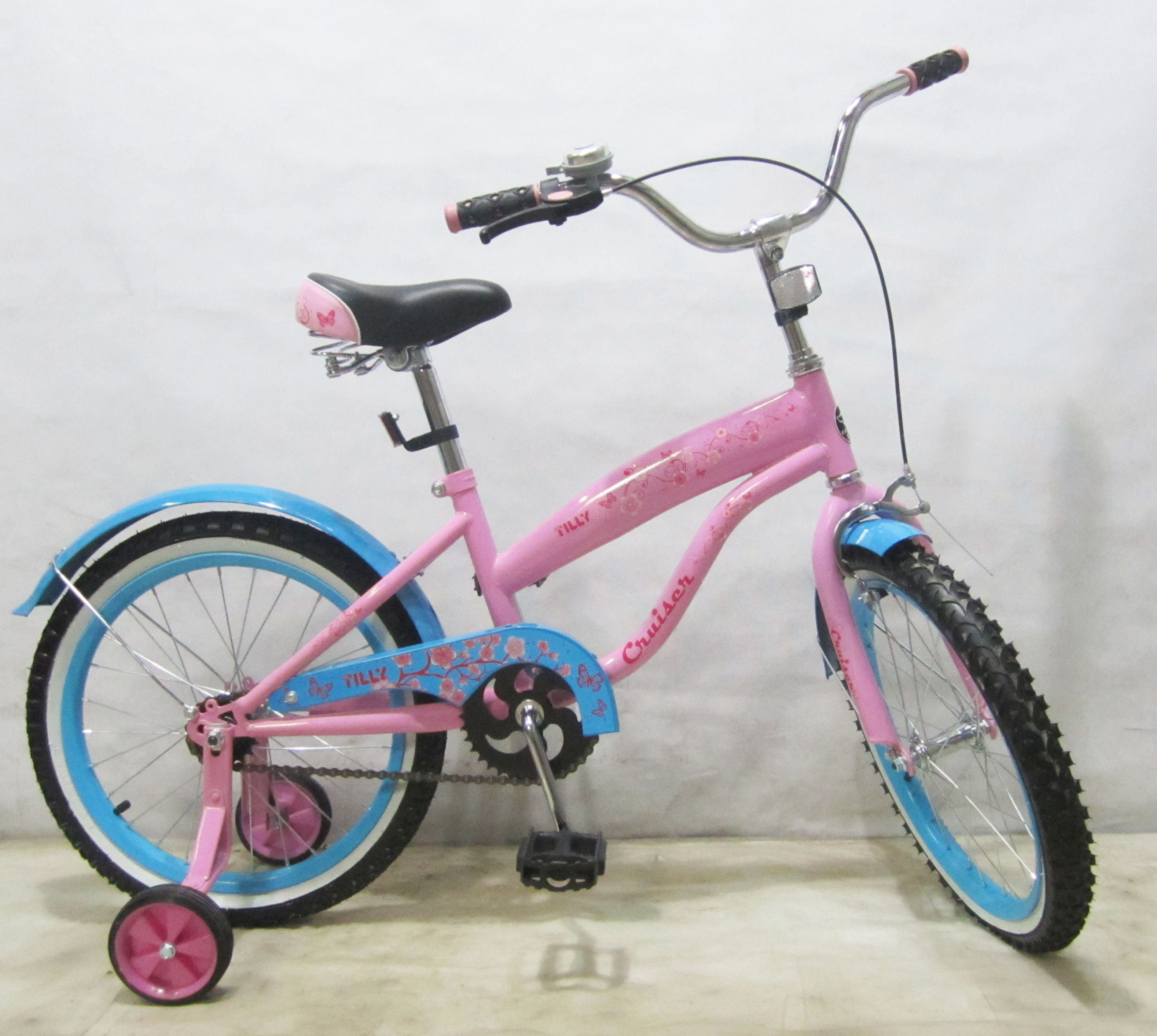 "Велосипед TILLY CRUISER 18"" T-21831 /1/ (шт.)"